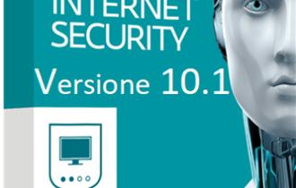 Antivirus ESET Internet Security 10.1 licence key 2. godine!