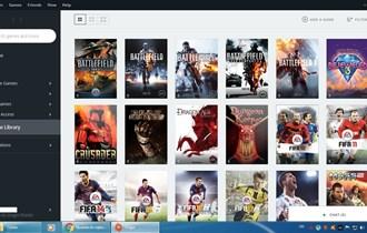 Origin ( BF1, FIFA18, NFS...)