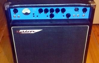 Ashdown EB 15-180 Electric Blue EVO II bass combo