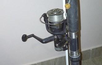 Ribički štap , blinker
