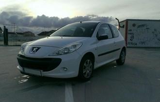 Peugeot 206+ 1.4 HDI *VRHUNSKO STANJE *KLIMA* BEZ MANE