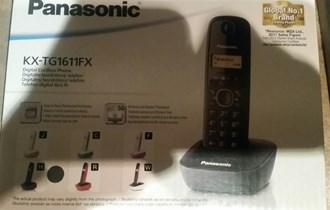Panasonic telefon NOVI