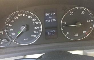 Mercedes C-klasa 200 cdi