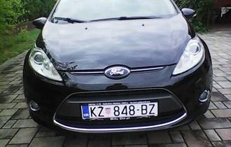 Ford Fiesta 1.6TDCi  model 2013.- TITANIUM SPORT