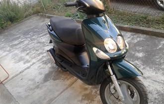 Yamaha NEOS 50 cm3,2010.g,6500km,zeleni metalik-akcija-700 E