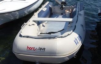 Gumeni čamac Honda honWave