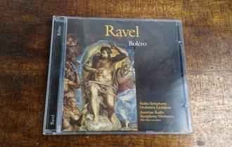 Ravel: Bolero CD