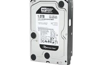 WD Hdd 3.5 Black, 1TB, Sata, 7200 rpm