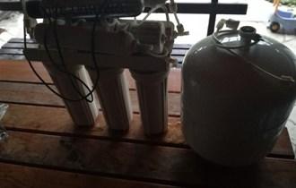 Pročistavać vode,fitliranje vode iz vodovoda