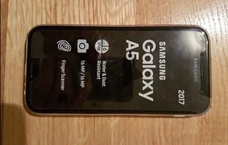 Samsung galaxy A5 -2017