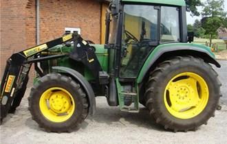 John Deere - 6100 - Tractor