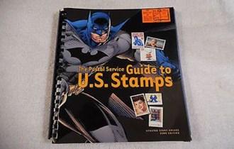Album USA poštanskih maraka od 1893-2016