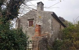 Stara primorska kuća za adaptaciju, Žgaljići, otok Krk