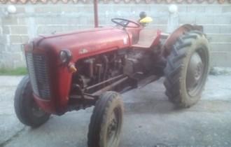 Traktor IMT 533 i freza goldoni 14ks
