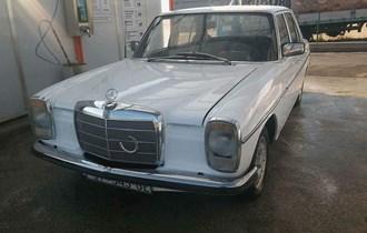Mercedes w115 200d automatik