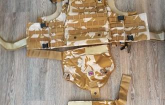 Taktički Prsluk - plate carrier Osprey Mkiii modified