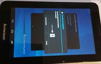 Lenovo IdeaTab A3000-H - tablet