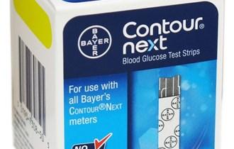Bayer contour next trakice