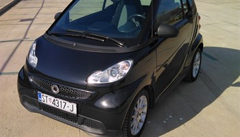 Smart fortwo coupe 451 mhd