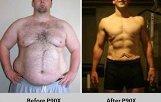 P90X FITNESS PROGRAM - u 90 dana do potpune transformacije