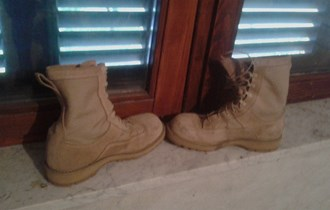 Bates gore-tex vojničke čizme Američke vojske br. 44 W-10,5