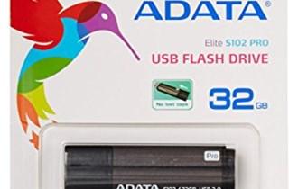 USB Adata 64GB S102 PRO USB 3.0 Gray