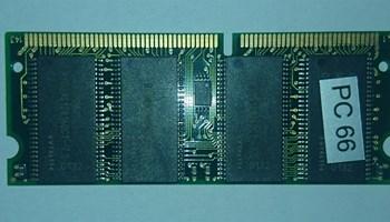 Memorija za notebook PC66