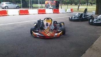 Karting 125 cm Rotax Intrepid