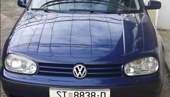 VW Golf IV 1,9TDI