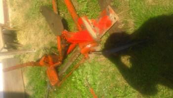 Traktorska bočna kosa gramip hidraulično podizanje