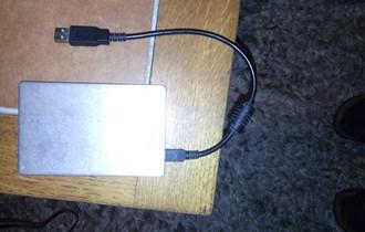 Toshiba UHDD Prijenosni disk 500GB