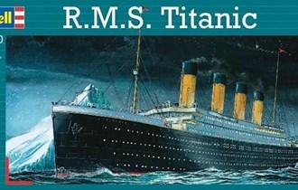 Maketa brod Titanic _N_