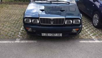 Maserati Biturbo 2.0 V6 ...moguća zamjena