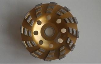 Dijamantni brus za beton FI 100mm Troredni