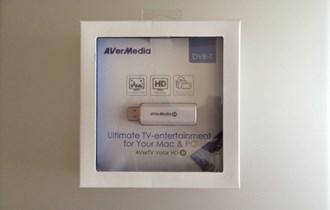 USB TV kartica