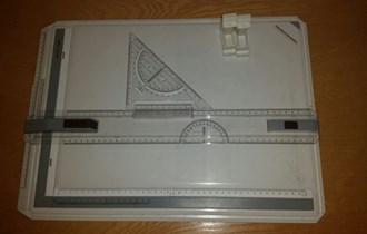 Prodajem Rotring ploču za crtanje + GRATIS A3 mapa za papir