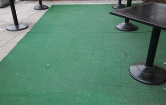 Zeleni tepisi- 3 komada