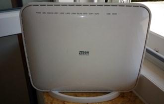 HT T-com ZXDSL 931VII modem / router