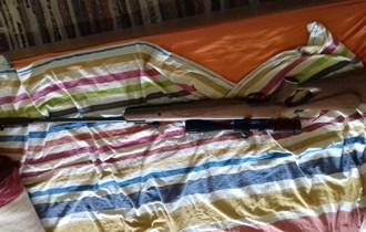 Prodajem zračnu pušku BENJAMIN SHERIDAN