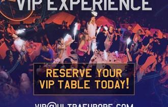 VIP 2 karte za ULTRA EUROPE - 16.07. 2017 - Split