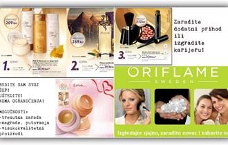 ORIFLAME SURADNIK/ICA