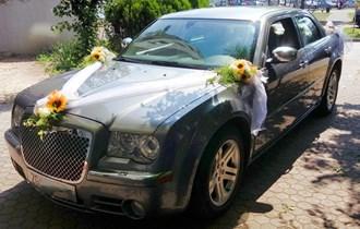 Najam vozila za vjenčanja