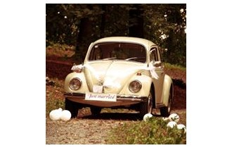 Oldtimer VW Buba za vjenčanja