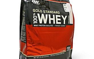 Optimum Whey Gold Standard 100%, 4540 g