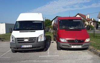 Usluge prijevoza Katalinić transporti