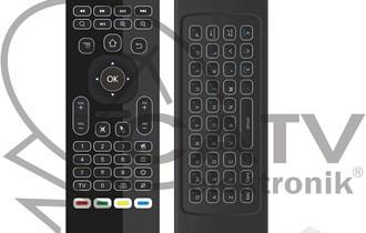 MX3 / Air mouse / Zračni Miš / Tipkovnica / Daljinski / Android TV / PC /