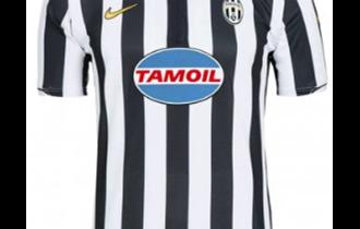 FC Juventus -novi gornji dio dresa, vel. 16-17
