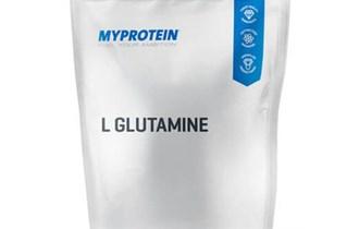 L-Glutamine s okusom 1000 g Myprotein
