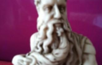 Veliki  prorok MOJSIJE - figurica
