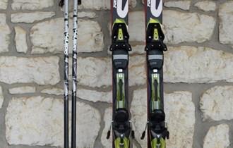 Skije Fischer 165 sa štapovima